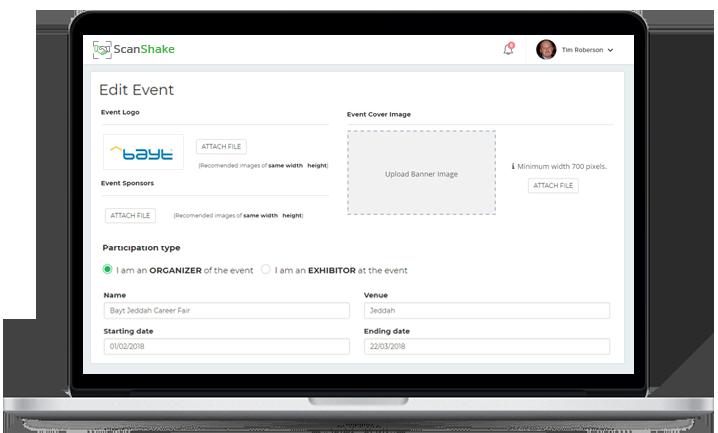 Resume Capture Mobile Apps - Career Fair Software   ScanShake